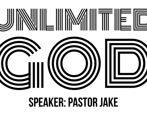 Unlimited God-Handout