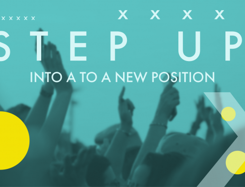 Step Up Into a New Position